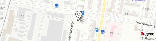 Мастерская по пошиву и ремонту одежды на карте Благовещенска