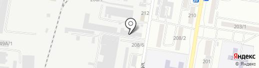 Икс Эль на карте Благовещенска