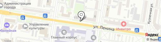 Сервисная компания Юн Ань Благовещенск на карте Благовещенска