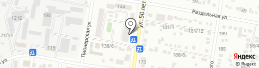 По Пути на карте Благовещенска