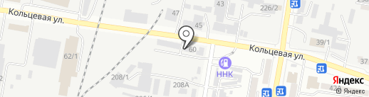 Метпром на карте Благовещенска