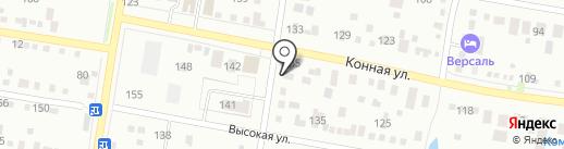Транспортная компания на карте Благовещенска
