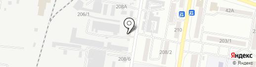 ДУБЛИКАТ на карте Благовещенска