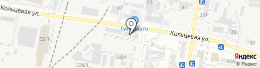 ВекАвто на карте Благовещенска