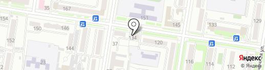Татьяна на карте Благовещенска