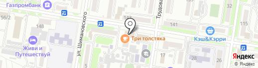 РТС-тендер на карте Благовещенска