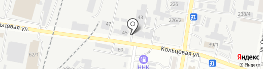 ПТК на карте Благовещенска
