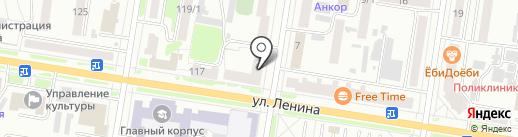 Super Stock на карте Благовещенска