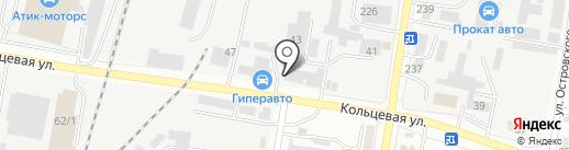 Амуртехсервис на карте Благовещенска