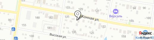MOTORS CITY на карте Благовещенска