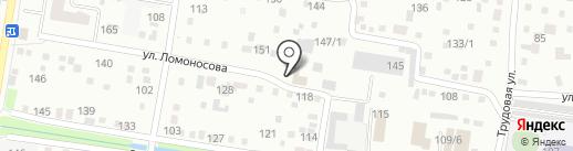 Союз промышленников, предпринимателей и работодателей Амурской области на карте Благовещенска