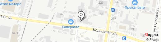 Центр света на карте Благовещенска