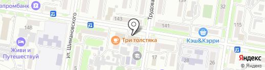 Оптовая торговая компания на карте Благовещенска
