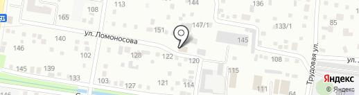 ФОРМУЛА ЧИСТОТЫ Grass на карте Благовещенска