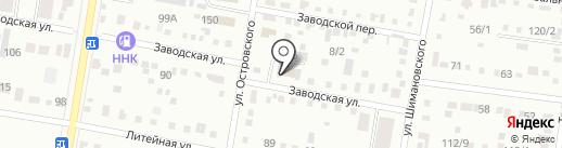 Управление Федеральной службы по ветеринарному и фитосанитарному надзору по Забайкальскому краю и Амурской области на карте Благовещенска