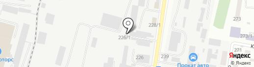 ProSTO-сервис на карте Благовещенска