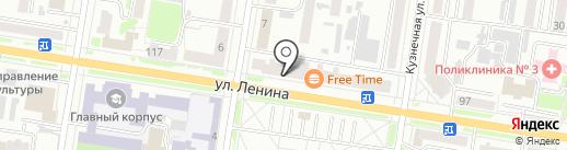SharLotCafe на карте Благовещенска