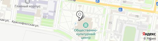 Общественно-культурный центр на карте Благовещенска