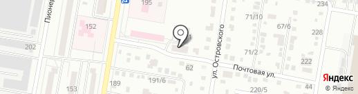 Стальбизнес на карте Благовещенска