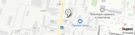 Строительная компания №1, ЗАО на карте Благовещенска