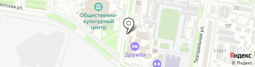 FamilyClub на карте Благовещенска