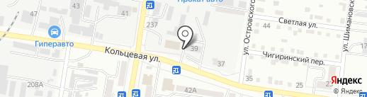 Пивоварня на карте Благовещенска