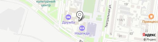 5 канал на карте Благовещенска