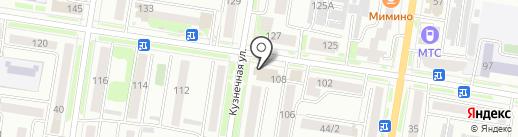 Литровъ на карте Благовещенска