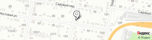 Компания по доставке сыпучих материалов на карте Благовещенска