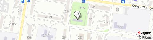 Детский сад №35 присмотра и оздоровления на карте Благовещенска