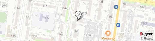 Таола-сервис на карте Благовещенска