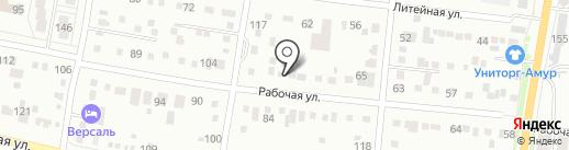 SVARKABOLGARKA на карте Благовещенска