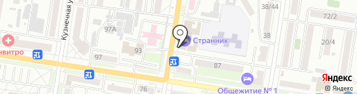 Советская аптека на карте Благовещенска