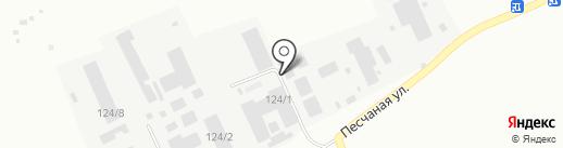 Магазин камней на карте Благовещенска