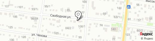 Avtopraim на карте Благовещенска