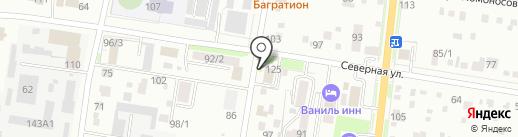 Алекса на карте Благовещенска