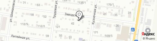 SpeedBox на карте Благовещенска