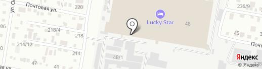 Моторсервис на карте Благовещенска