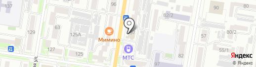 СтройТехГрупп на карте Благовещенска