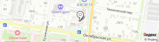 ДВЕРИ-ГРАД на карте Благовещенска
