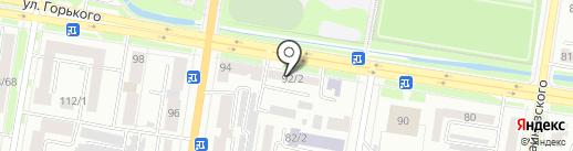 Копировальный центр на карте Благовещенска