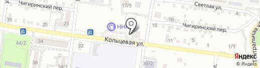 AutoLand на карте Благовещенска