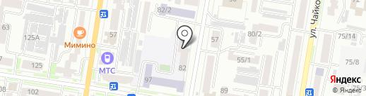 People на карте Благовещенска