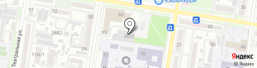 ARMADA Lasertag на карте Благовещенска