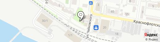 УФМС на карте Благовещенска