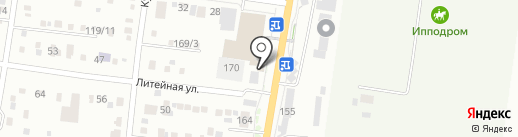 Stihiya.gt на карте Благовещенска