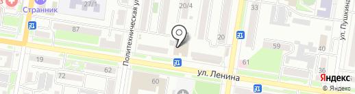 77th Avenue на карте Благовещенска