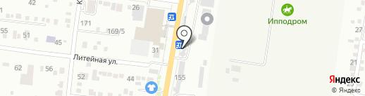 ПолиПласт на карте Благовещенска