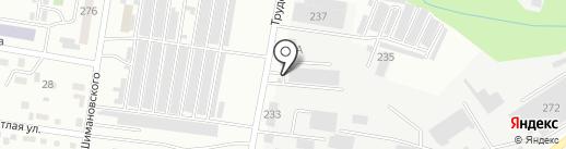 Auto Raspil на карте Благовещенска