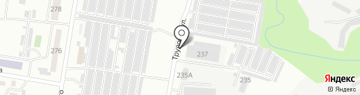 АвтоТехКом на карте Благовещенска
